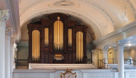 Cambridge Organ Tour