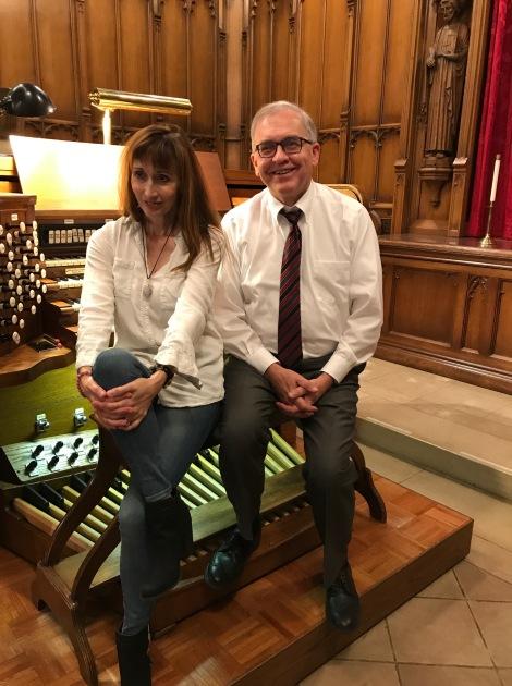 Carol Williams and Al Fedak 20180928