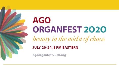 AGO OrganFest FB COVER image